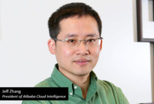 Jeff-Zhang,-president-of-Alibaba-Cloud-Intelligence - techxmedia