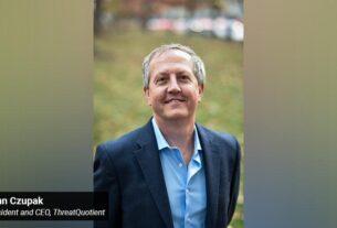 John Czupak - President and CEO - ThreatQuotient - techxmedia
