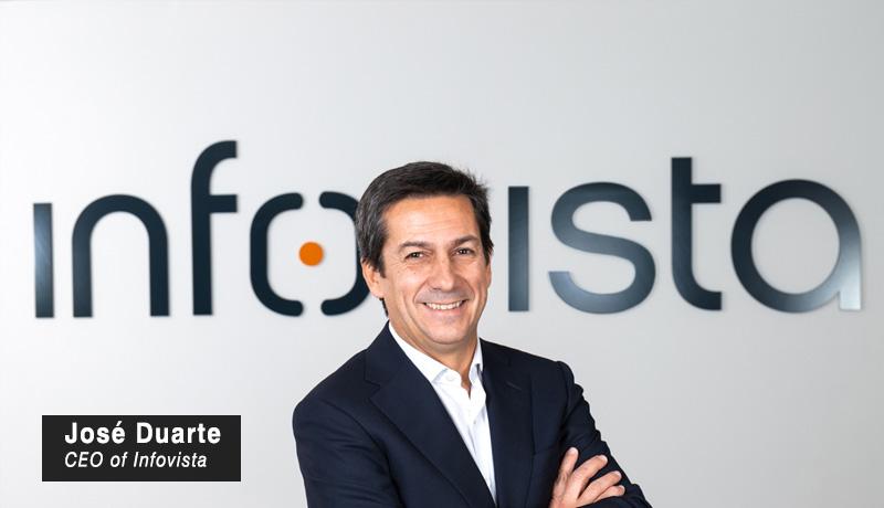José Duart-CEO - Infovista- techxmedia