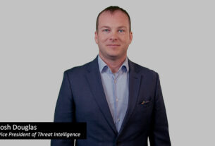 Josh Douglas- Vice President - Threat Intelligence- techxmedia