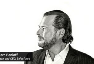 Marc Benioff- Chair and CEO - Salesforce - techxmedia