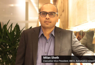 Milan Sheth - Executive Vice President - IMEA - Automation Anywhere - techxmedia