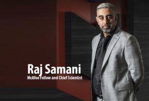 Raj Samani, McAfee fellow and chief scientist - COVID-19-themed threats - McAfee - TECHx