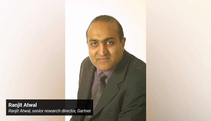 Ranjit Atwal- senior research director - Gartner - techxmedia