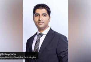 Ranjith Kaippada - Managing Director - Cloud Box Technologies - techxmedia