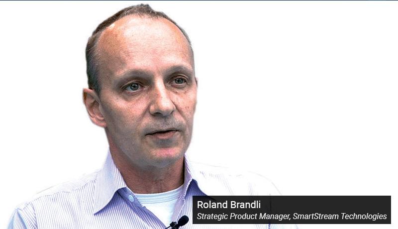 Roland Brandli- Strategic Product Manager - SmartStream Technologies - techxmedia