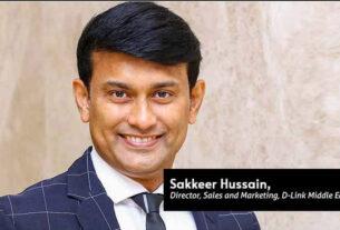 Sakkeer Hussain - Director- Sales and Marketing- D-Link Middle East - techxmedia