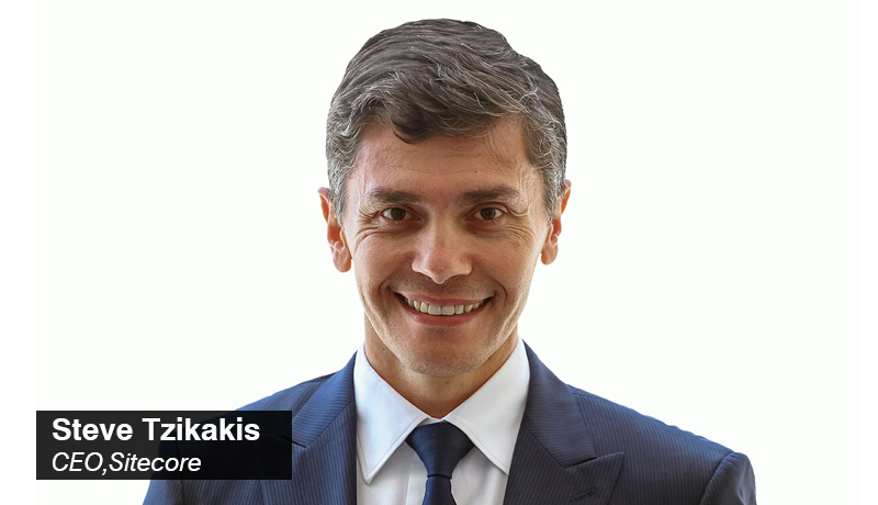 Steve Tzikakis - Sitecore- CEO-techxmedia