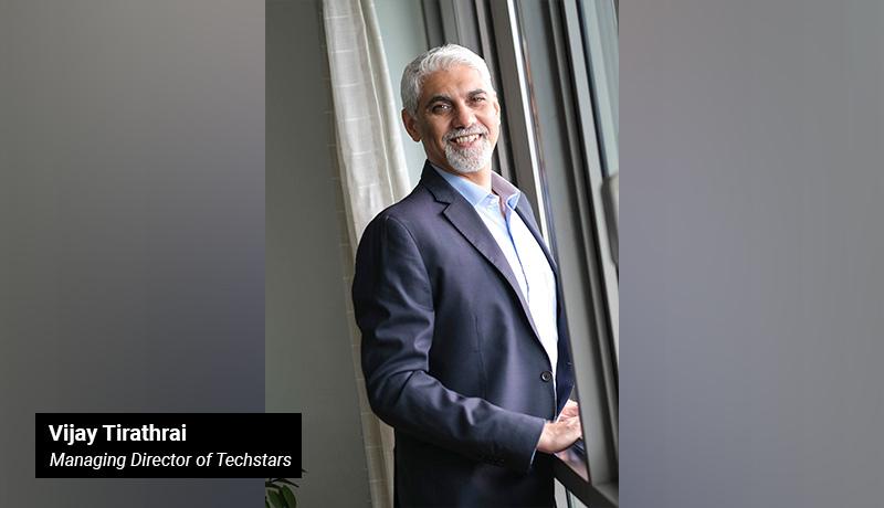 Vijay Tirathrai- Managing Director - Techstars - techxmedia