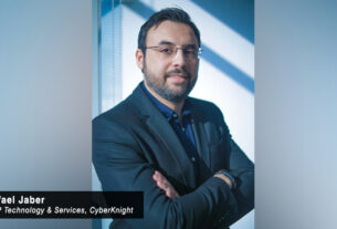 Wael Jaber- VP Technology & Services- CyberKnight - techxmedia