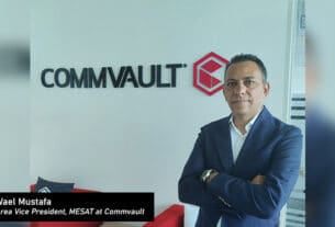 Wael Mustafa- Area Vice President -MESAT - Commvault