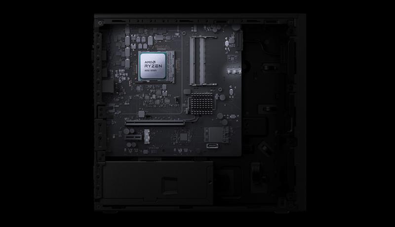 inside - Huawei - product portfolio - UAE - new desktop PC HUAWEI MateStation S - techxmedia