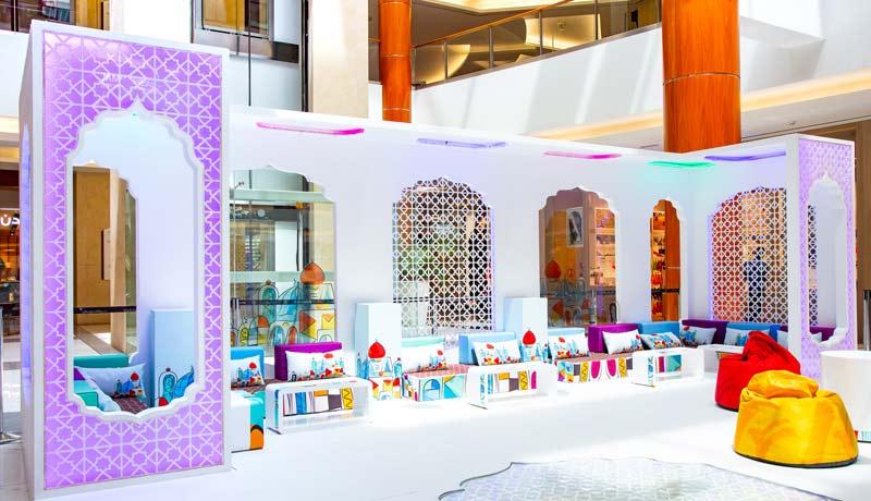 inside - gift - Ramadan - BurJuman - techxmedia