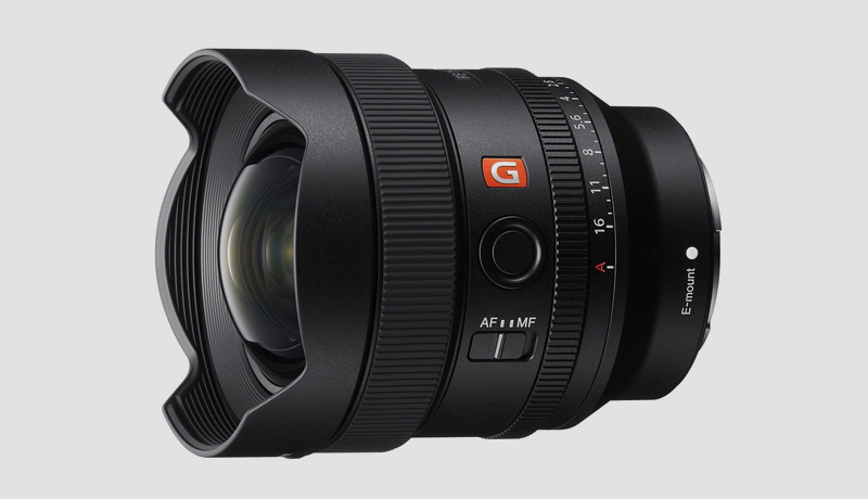 lens -Sony MEA - ultra-wide angle- FE 14mm F1.8 G Master - techxmedia