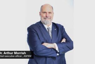 ASPIRE - Dr Arthur Morrish - chief executive officer - techxmedia