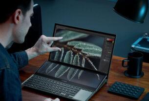 ASUS - ZenBook Pro Duo 15 OLED - techxmedia