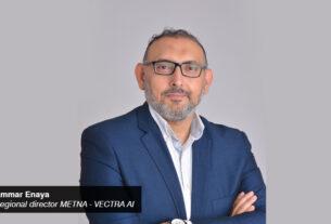 Ammar Enaya- Regional Director – METNA - Vectra AI - TECHXMEDIA