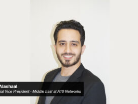 Amr Alashaal - Regional Vice President - Middle East - A10 Networks - techxmedia