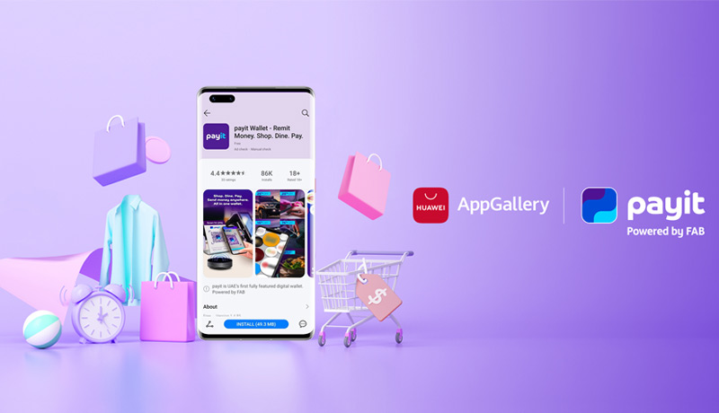 AppGallery- payit - digital wallet - techxmedia