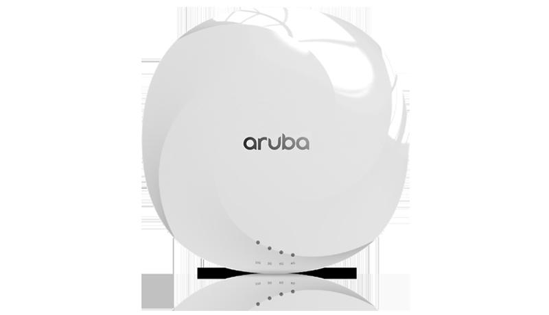 Aruba - enterprise-grade Wi-Fi 6E solution - techxmedia
