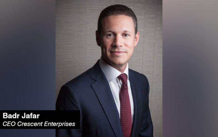 Badr Jafar - CEO - Crescent Enterprises - techxmedia