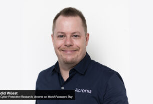 Candid Wüest - VP - Cyber Protection Research- Acronis - techxmedia