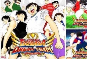 Captain Tsubasa Dream Team - game music embellishment - TECHXMEDIA