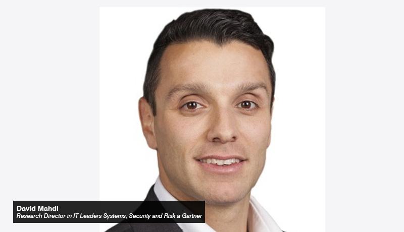 David Mahdi - Research Director - IT Leaders Systems- Gartner - techxmedia