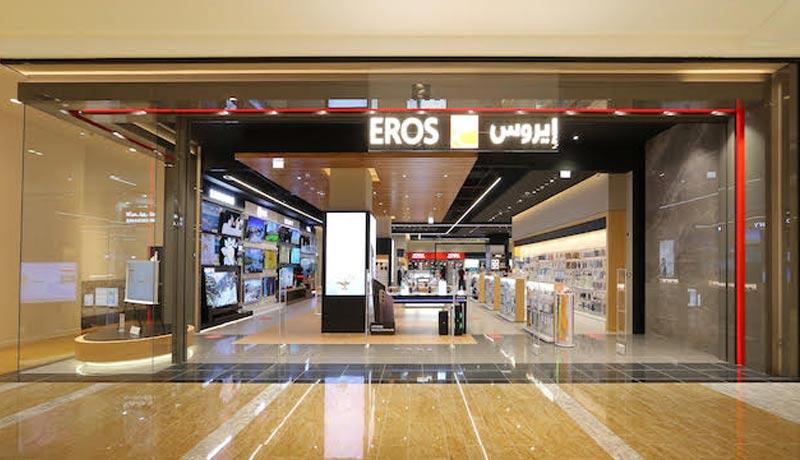 EROS stores - techxmedia