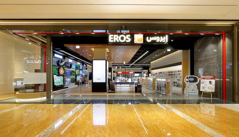 Eros Group - brand portfolio - techxmedia
