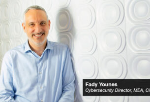 Fady Younes - Cybersecurity Director - Middle East and Africa- Cisco - techxmedia