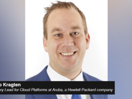 Guido Kragten - Category Lead for Cloud Platforms - Aruba- Hewlett Packard company - techxmedia