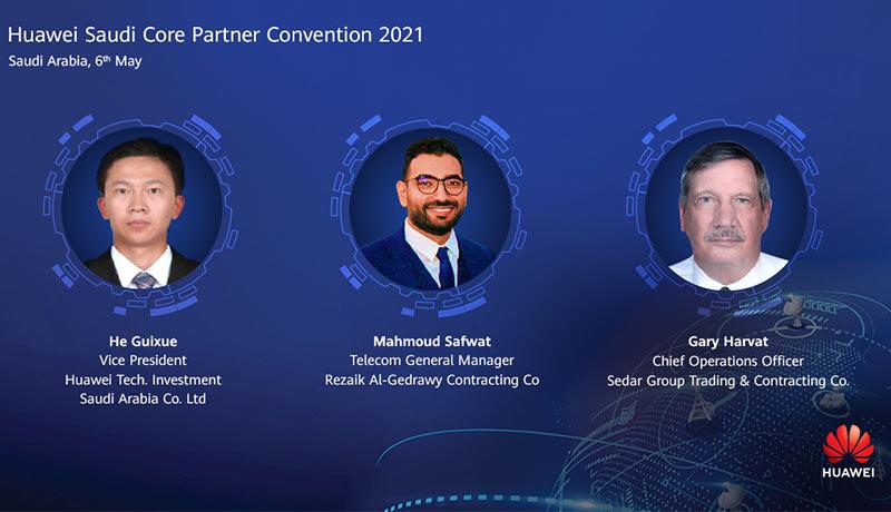 Huawei-Hosts-Saudi-Core-Partners-Conference-2021 - techxmedia