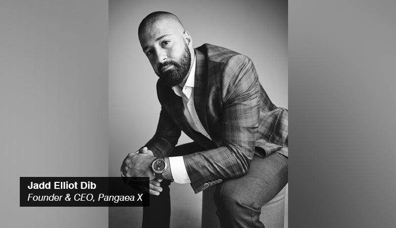 Jadd Elliot Dib - Founder - CEO - Pangaea X - techxmedia