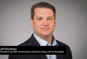 Jeff-Boudreau - Dell-Technologie - techxmedia