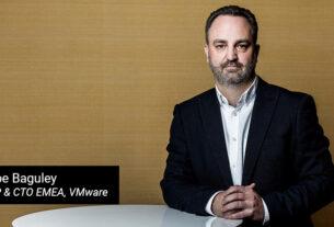 Joe-Baguley,-VP-&-CTO-EMEA,-VMware - techxmedia
