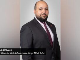 Khaled AlShami- Senior Director - Solution Consulting - Middle East & Africa - Infor - TECHXMEDIA
