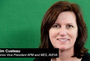 Kim Custeau - Senior Vice President - APM - MES- AVEVA - techxmedia