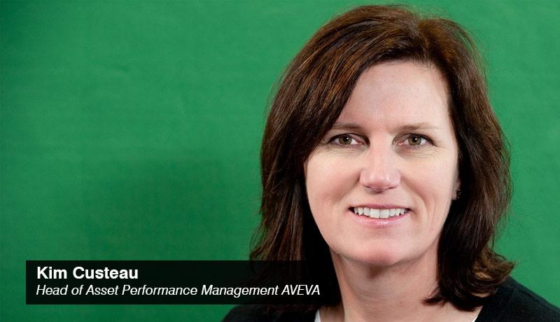 Kim Custeau- Vice President- Asset Performance Management,-AVEVA - techxmedia