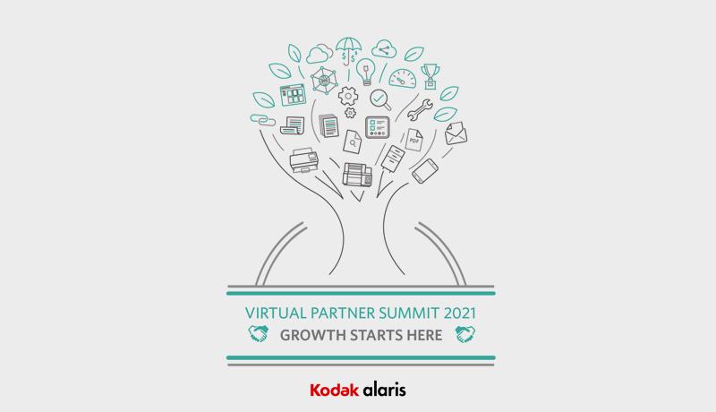 Kodak Alaris - 2021 virtual Partner Summit - techxmedia