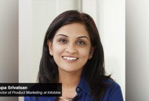 Krupa Srivatsan - Director of Product Marketing - Infoblox - techxmedia