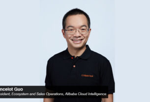 Lancelot Guo - President - Ecosystem and Sales Operations - Alibaba Cloud Intelligence - techxmedia