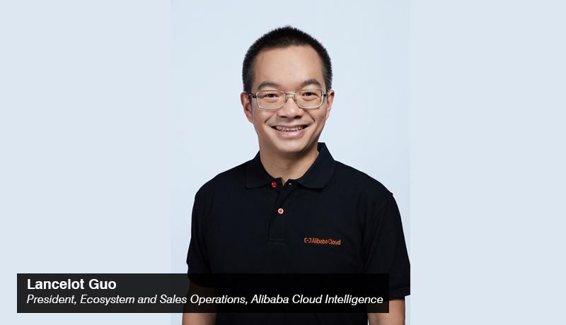 Lancelot Guo - President - Ecosystem and Sales Operations - Alibaba Cloud Intelligence - techxmedia