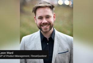 Leon-Ward,-VP-of-Product-Management,-ThreatQuotient - techxmedia