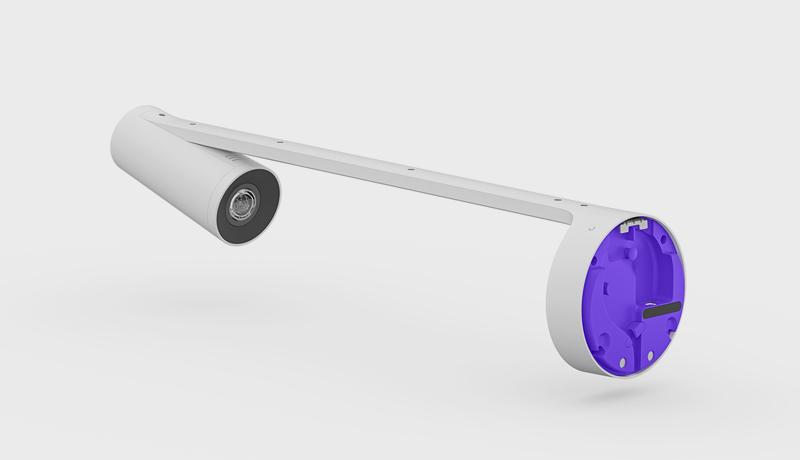 Logitech - AI-powered whiteboard camera - techxmedia