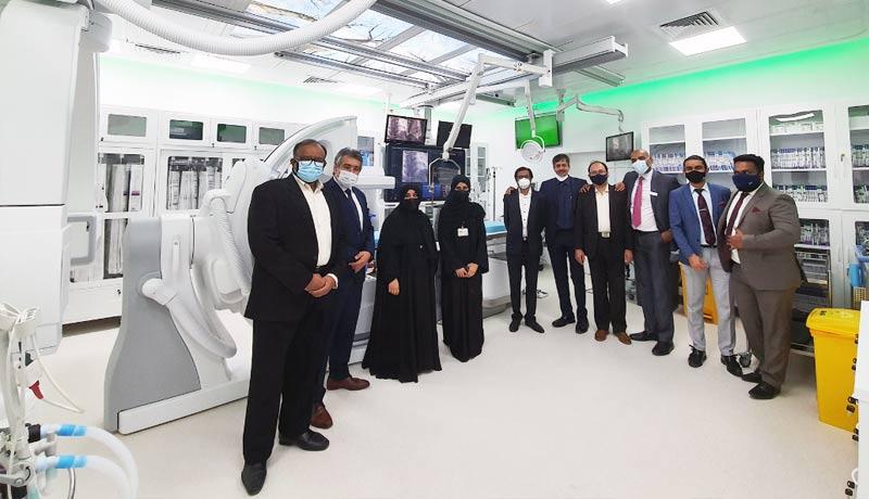 MOHAP - Philips - Al Qassimi Hospital - techxmedia