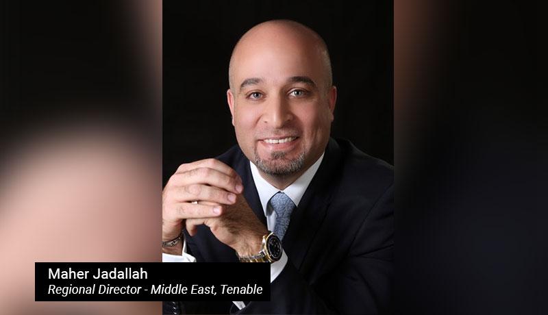 Maher-Jadallah,-regional-director---Middle-East,-Tenable - techxmedia