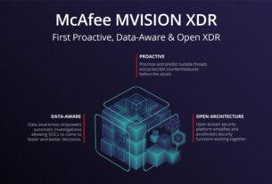 McAfee - XDR market - SASE- threat protection - techxmedia