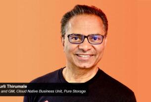Murli Thirumale - VP and GM -Cloud Native Business Unit - Pure Storage- TECHXMEDIA