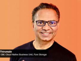 Murli Thirumale - VP and GM- Cloud Native Business Unit - Pure Storage - techxmedia
